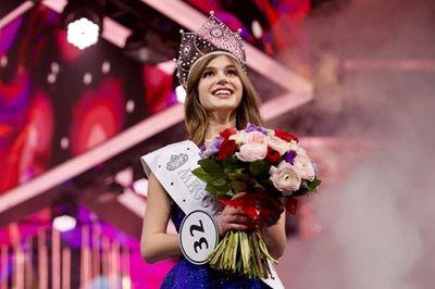 """Hoa hậu Nga """"xinh như mộng"""" nhưng phát ngôn bất cẩn là đối thủ của Hoàng Thùy tại Miss Universe - ảnh 1"""