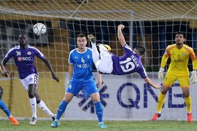 4 bàn thắng đẹp nhất tuần tại AFC Cup: Quang Hải chiếm 2 bàn - ảnh 1