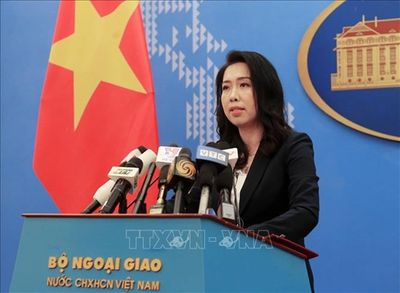 Yêu cầu Trung Quốc chấm dứt ngay vi phạm, rút toàn bộ tàu ra khỏi vùng đặc quyền kinh tế của Việt Nam - ảnh 1