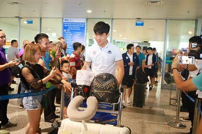 Quang Hải lỡ chuyến bay ở Nga, tập trung với tuyển Việt Nam muộn hơn dự kiến - ảnh 1