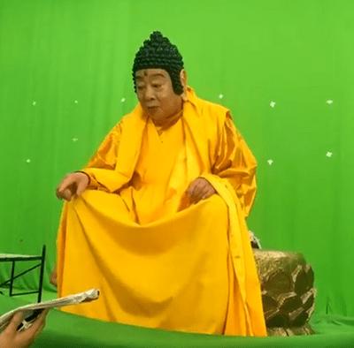 """""""Phật Tổ Như Lai"""" trong Tây Du Ký 1986 bất ngờ tái xuất ở tuổi 80 khiến fan kinh ngạc - ảnh 1"""