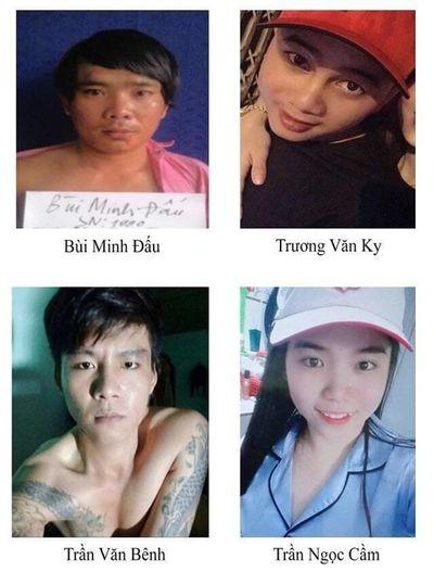 Truy tìm cô gái 19 tuổi cùng 3 thanh niên nghi đánh chết người ở Bình Dương - ảnh 1