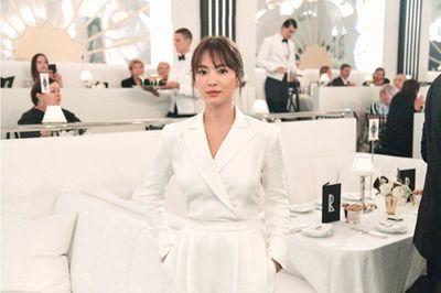 Song Hye Kyo chưa vội đóng phim mà đi học ở Mỹ sau khi ly hôn - ảnh 1