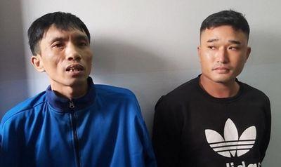 Hiệp sĩ Bình Dương tóm gọn hai tên trộm xe - ảnh 1