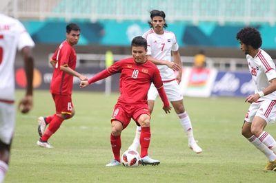 """Báo UAE nhận định U23 Việt Nam là đối thủ """"khó nhằn"""" khi cùng bảng - ảnh 1"""