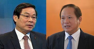 Đề nghị khai trừ Đảng ông Nguyễn Bắc Son và ông Trương Minh Tuấn - ảnh 1