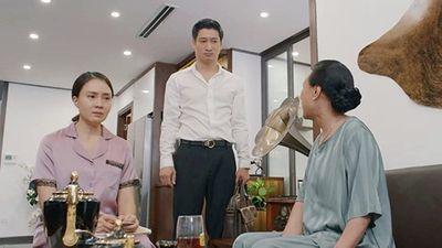 """Hoa hồng trên ngực trái tập 9: Thái hỏi ý kiến thầy Thông để bỏ vợ, San gặp """"phi công trẻ"""" - ảnh 1"""