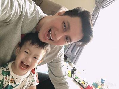 Diễn viên Việt Anh đón con trai về ở cùng sau khi ly hôn - ảnh 1