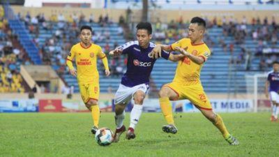 Tin tức thể thao mới nóng nhất ngày 29/1/2020: Hà Nội FC đối đầu Nam Định ngày khai màn V-League - ảnh 1