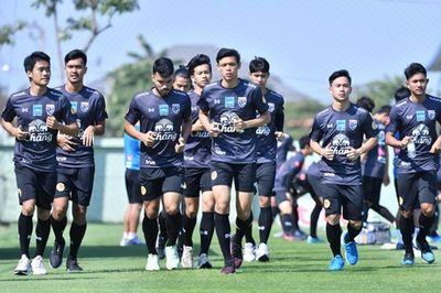 U23 Thái Lan thua trận, không ghi được bàn nào nhưng HLV Nishino vẫn hài lòng - ảnh 1