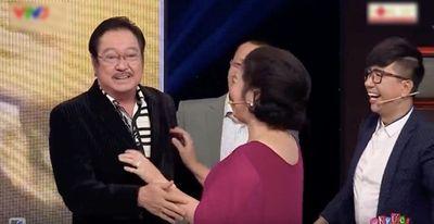 NSND Hồng Vân: Lần đầu diễn với anh Chánh Tín, tôi bị bất ngờ - ảnh 1