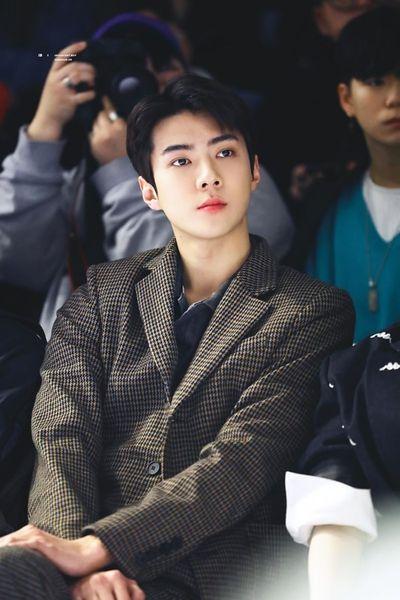 Top 5 thần tượng được bình chọn đẹp trai nhất Kpop: Nhà SM chiếm tới 3 người - ảnh 1