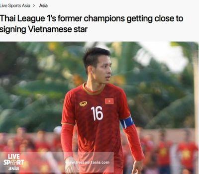 Hết Tuấn Anh, Quang Hải, lại có tin Muangthong muốn chiêu mộ Hùng Dũng - ảnh 1