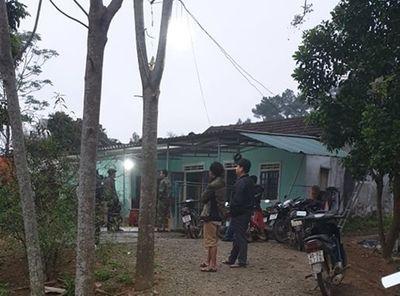Hà Tĩnh: Con trai phát hiện cha tử vong bất thường trong rừng keo - ảnh 1