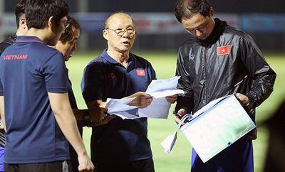 HLV Park Hang-seo thừa nhận Malaysia là thách thức lớn của ĐT Việt Nam - ảnh 1