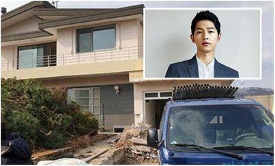 Song Joong Ki phá bỏ nhà tân hôn sau khi ly dị với Song Hye Kyo - ảnh 1