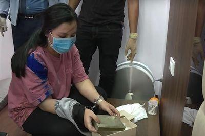 Bắc Ninh: Người phụ nữ vừa sinh con 3 tháng đã cầm đầu đường dây buôn ma túy - ảnh 1