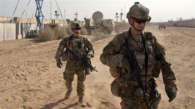 Căn cứ liên quân do Mỹ dẫn đầu ở Iraq bị tấn công - ảnh 1