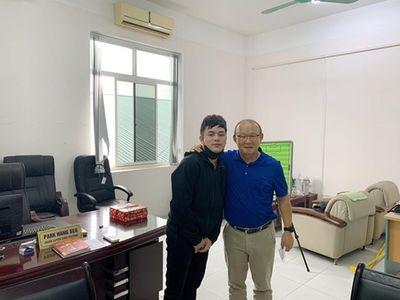 HLV Park Hang-seo tranh thủ học tiếng Việt trong thời gian nghỉ dịch Covid-19 - ảnh 1