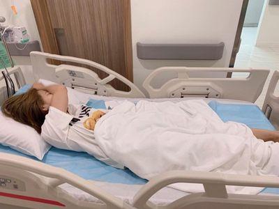 Ngọc Lan nhập viện lúc nửa đêm nhưng chia sẻ đầy hài hước khiến fan vừa thương vừa bật cười - ảnh 1