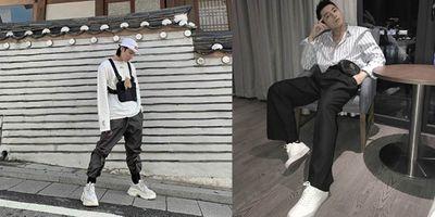 """Bí kíp diện trang phục """"ăn gian chiều cao"""" của Sơn Tùng M-TP - ảnh 1"""