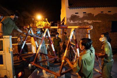 Dỡ bỏ phong tỏa 2 tuyến phố ở Bình Thuận - ảnh 1