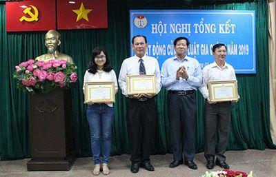 Hội luật gia Quận 4, TP.Hồ Chí Minh: Tích cực tư vấn pháp luật, trợ giúp pháp luật miễn phí - ảnh 1