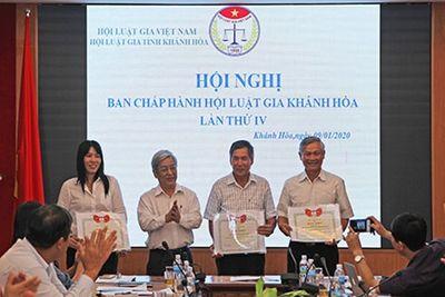 Hội Luật gia tỉnh Khánh Hòa: Sẽ tăng cường trợ giúp pháp lý cho vùng sâu, vùng xa - ảnh 1