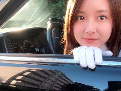 """Hé lộ về người đẹp sở hữu biệt danh """"nữ tài xế taxi xinh đẹp nhất Nhật Bản"""" - ảnh 1"""