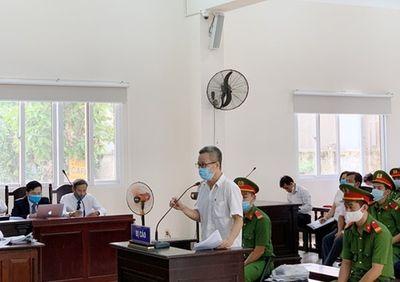 Bình Dương: Cựu Bí thư thị xã Bến Cát bị tuyên phạt 10 năm tù - ảnh 1