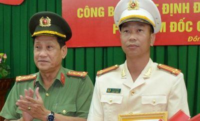 Trung tá Bùi Đức Tài làm Phó giám đốc Công an Đồng Tháp - ảnh 1