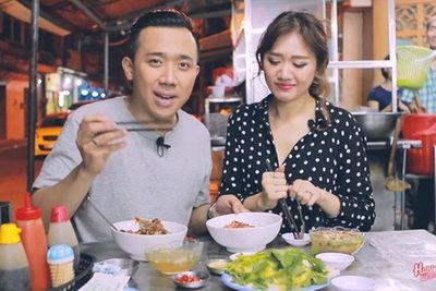Ảnh vợ chồng Trấn Thành - Hari Won xuất hiện trong sách Hàn Quốc - ảnh 1