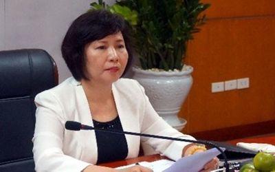 Khởi tố cựu Thứ trưởng bộ Công thương Hồ Thị Kim Thoa - ảnh 1