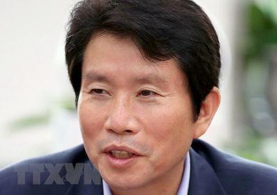 """Tân Bộ trưởng Thống nhất Hàn Quốc muốn tìm """"giải pháp sáng tạo"""" đạt được hòa bình với Triều Tiên - ảnh 1"""