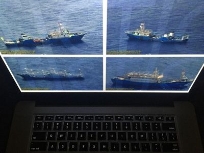 """Trung Quốc, Philippines đạt nhận thức """"hữu nghị"""" về bãi Scarborough - ảnh 1"""