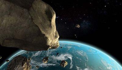 Trưa nay, một tiểu hành tinh sẽ bay sượt qua Trái đất - ảnh 1