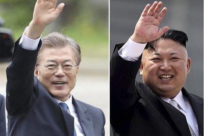 Tổng thống Hàn Quốc tuyên bố sẵn sàng gặp ông Kim Jong-un - ảnh 1