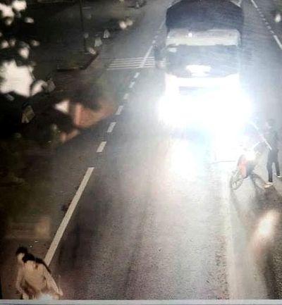 Vụ côn đồ dọa chém tài xế trong hầm BOT ở Huế: Công an thu giữ cây rựa dài 88cm - ảnh 1