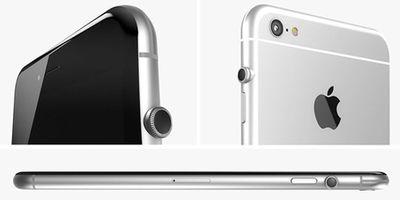 Apple sẽ ứng dụng nút Digital Crown trên Apple Watch vào iPhone? - ảnh 1