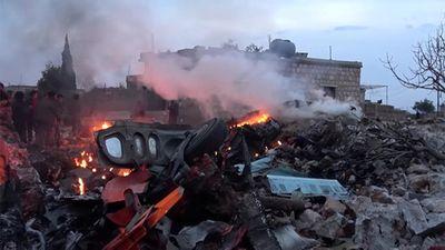 5 lần máy bay Nga bị bắn hạ trong cuộc chiến khốc liệt ở Syria - ảnh 1