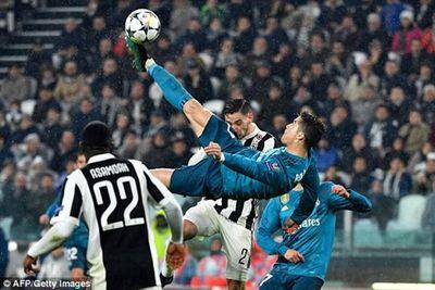 Juventus 0-3 Real Madrid: C.Ronaldo tỏa sáng bằng siêu phẩm - ảnh 1