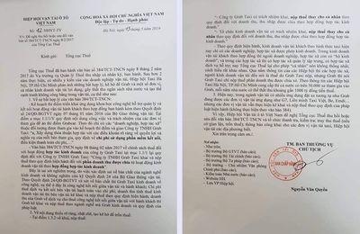 Hiệp hội vận tải ô tô Việt Nam kiến nghị thu hồi văn bản có thể gây thất thu 1.000 tỷ đồng tiền thuế - ảnh 1