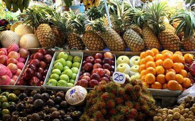 Khoảng 64% rau củ quả Thái Lan bày bán tại siêu thị chứa thuốc trừ sâu vượt ngưỡng - ảnh 1