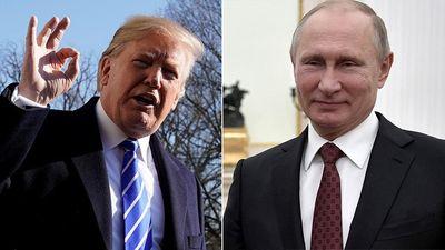 Tổng thống Nga Putin điện đàm cảm ơn Tổng thống Mỹ Trump vì giúp phá âm mưu khủng bố - ảnh 1