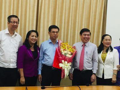 Bổ nhiệm nhân sự TPHCM, Điện Biên, Hậu Giang - ảnh 1