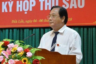 Trần tình của Phó Chủ tịch HĐND Đắk Lắk về việc chưa có bằng đại học - ảnh 1