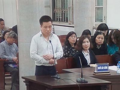Triệu tập Hà Văn Thắm trong vụ xét xử phúc thẩm bị cáo Đinh La Thăng - ảnh 1