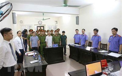 Truy tố các cựu cán bộ công an liên quan trong vụ Phan Văn Anh Vũ - ảnh 1