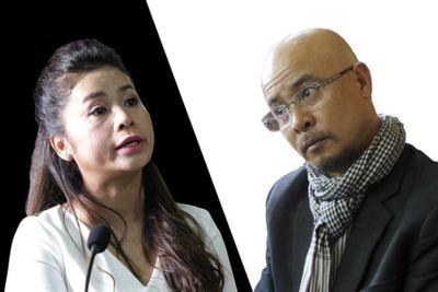 """Xét xử vụ ly hôn của vợ chồng """"vua"""" cà phê Trung Nguyên: Hoãn tòa để xác minh bà Thảo có đang nằm viện - ảnh 1"""