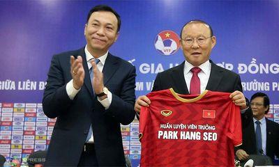Báo Thái tiết lộ HLV Park Hang Seo có mức lương khủng - ảnh 1